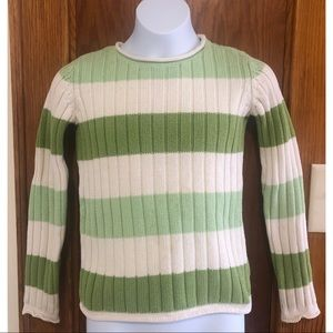 Children's Place Striped Sweater